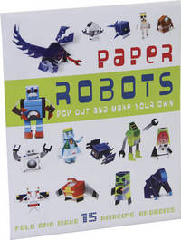 Make Your Own Robots Pop Out and Make