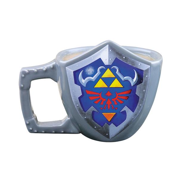 The Legend of Zelda - Hylian Shield Mug