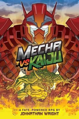 Mecha Vs Kaiju by Johnathan Stanley Wright