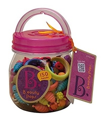 Battat: B. Beauty Pops - 150pc Playset