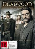 Deadwood - The Complete Second Season on DVD
