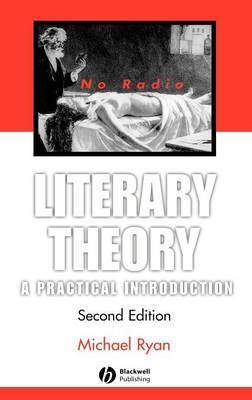 Literary Theory by Michael Ryan image