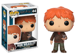 Harry Potter - Ron Weasley (with Scabbers) Pop! Vinyl Figure