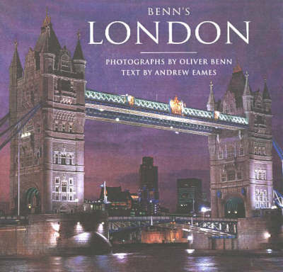 Benn's London by Andrew Eames