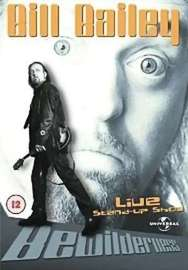 Bill Bailey - Live Stand-Up Show: Bewilderness on DVD