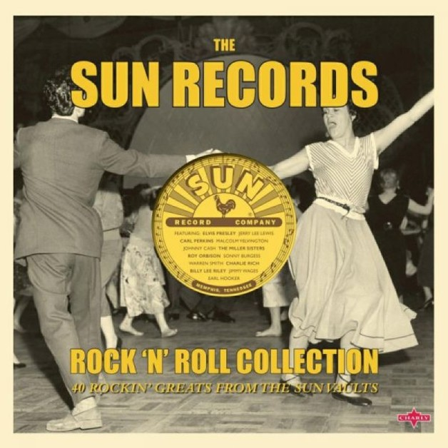 "Sun Records ""Rock N Roll Collection"" (2LP) by Various Artists"