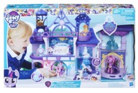 My Little Pony: Twilight Sparkle's Magical School Of Friendship Playset