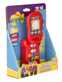 The Wiggles - Flip and Learn Phone