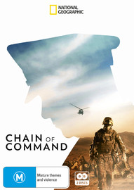 Chain Of Command on DVD