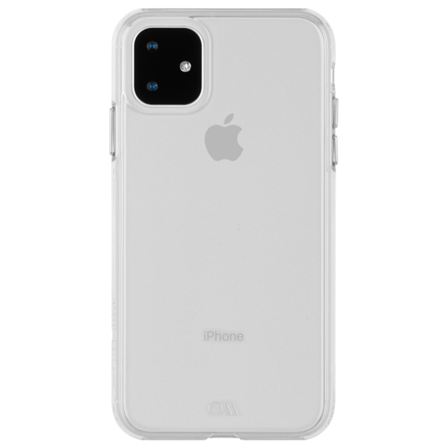 Casemate: iPhone 11 Barely There - Clear