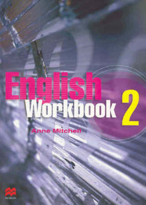 English Workbook 2: for Year 8 English Students by Anne Mitchell image