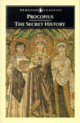 The Secret History by Procopius image