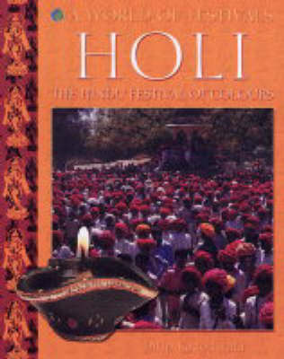Holi: The Hindu Festival of Colours by Dilip Kadodwala image