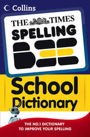 The Times Spelling Bee School Dictionary image