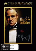 Godfather, The (Academy Award Winning Collection) on DVD