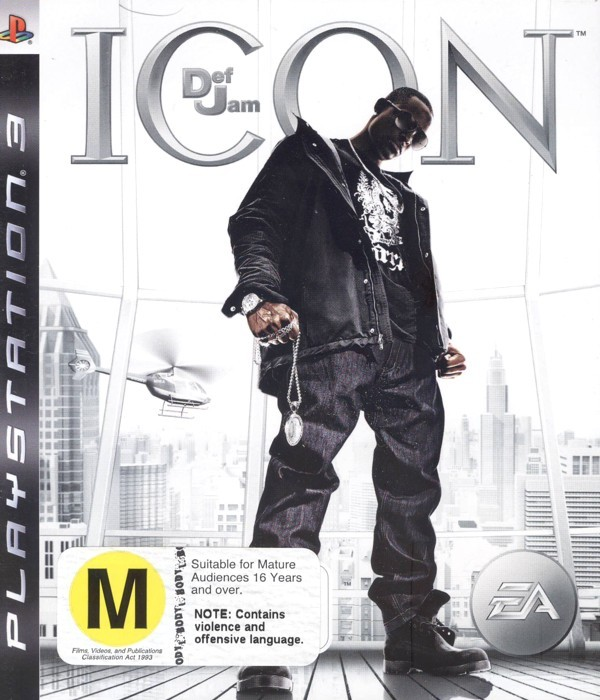 Def Jam: Icon for PS3