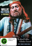 Willie Nelson: The Great Outlaw Valentine Concert DVD