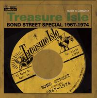 Treasure Isle Bond Street Special 1967-1974 by Various Artists
