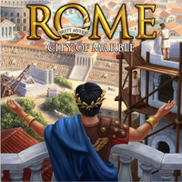 Rome: City of Marble - Board Game