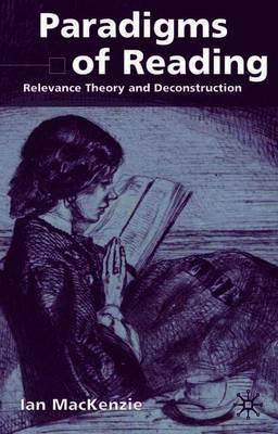 Paradigms of Reading by Ian Mackenzie image