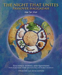 The Night That Unites Passover Haggadah by Aaron Goldscheider