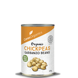 Ceres Organics Chickpeas/Garbanzo Beans (400g)