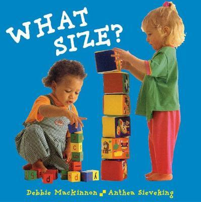 What Size? by Debbie MacKinnon