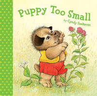 Puppy Too Small by Cyndy Szekeres image