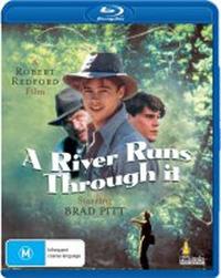 A River Runs Through It on Blu-ray