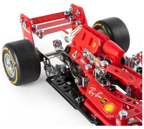 Meccano: Formula 1 Ferrari - Model Set image
