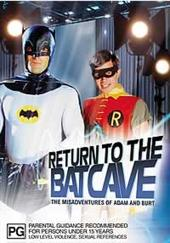 Return To The Batcave on DVD