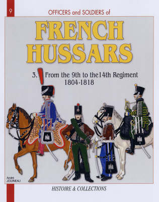 French Hussars: Vol 3 by Andre Jouineau image