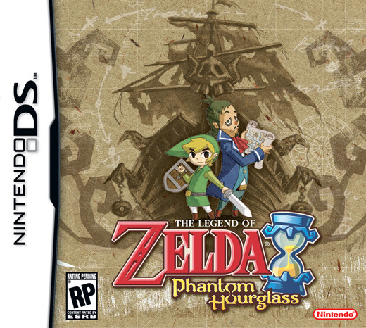 Legend of Zelda: Phantom Hourglass for Nintendo DS