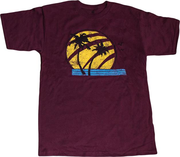 The Last of Us Ellie Red Men's T-Shirt (Large)