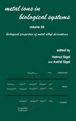 Metal Ions in Biological Systems: Volume 29