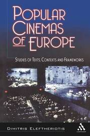 Popular Cinemas of Europe by Stephen Bourne