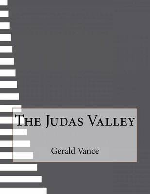 The Judas Valley by Gerald Vance image