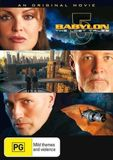 Babylon 5 - The Lost Tales DVD