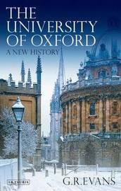 The University of Oxford by G.R. Evans