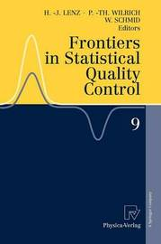 Frontiers in Statistical Quality Control 9 image