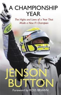 A Championship Year by Jenson Button image