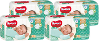 Huggies Ultimate Nappies Convenience Shipper: Newborn - Up to 5kg (112)