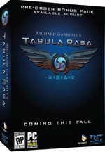 Richard Garriott's Tabula Rasa for PC Games