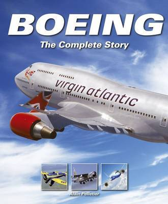 Boeing: The Complete Story by Alain Pelletier image