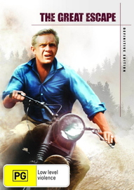 The Great Escape - Definitive Edition (2 Disc Set) on DVD image