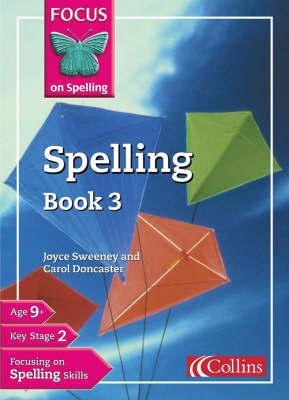 Spelling: Bk.3 by Joyce Sweeney image