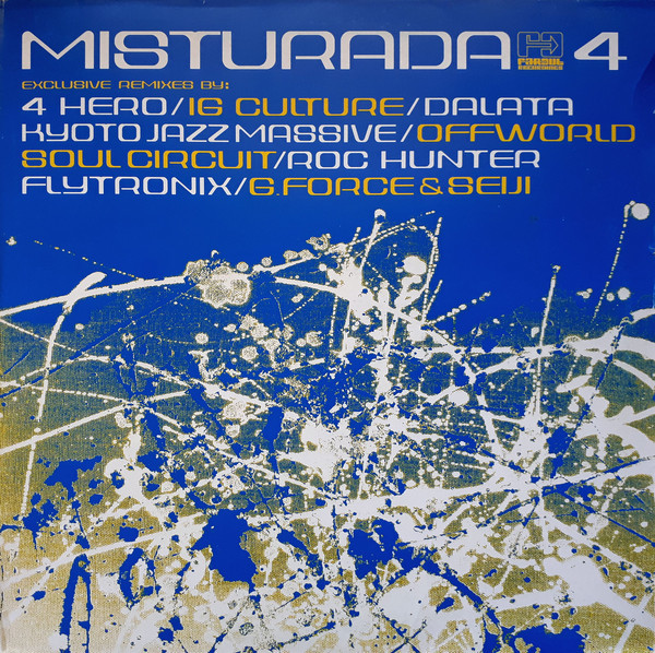 Misturada 4 Friends From Rio 2 Remixes by Varous Artist image
