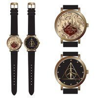 Harry Potter: Marauder Map & Deathly Hallows - Watch Set