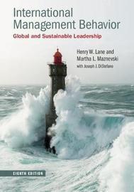 International Management Behavior by Harry W. Lane image