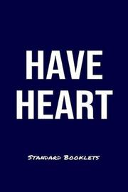 Have Heart Standard Booklets by Standard Booklets image